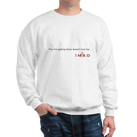 Rich Getting Richer Sweatshirt