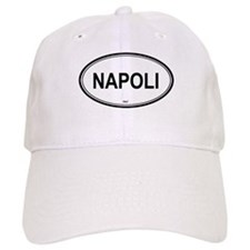 Napoli, Italy euro Baseball Cap