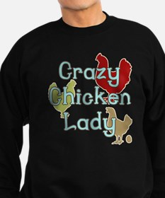 Crazy Chicken Lady Jumper Sweater