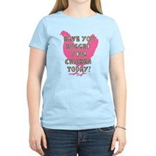 chickenhug.png T-Shirt