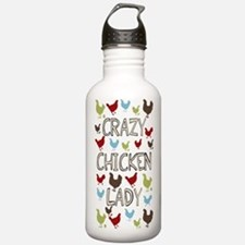 sigg-crazychickenlady.jpg Water Bottle