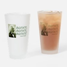 Agitate Drinking Glass