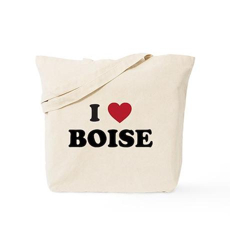 BOISE.png Tote Bag