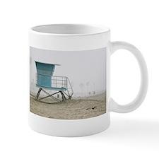 Foggy Lifeguard/Long Beach / Mug