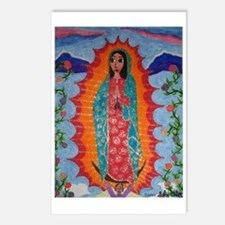 Our Lady of Guadalupe Postcards (Pack 8)