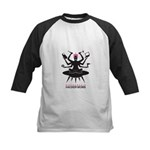 Mothership HackerMoms Logo Kids Baseball Jersey