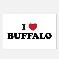 BUFFALO.png Postcards (Package of 8)