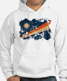 Marshall Islands Flag Hoodie