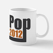 Pop Pop Established 2012 Mug