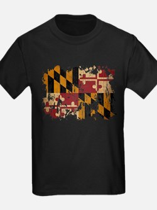 Maryland Flag T