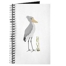 Shoebill Stork Journal