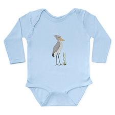 Shoebill Stork Onesie Romper Suit
