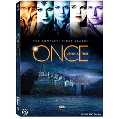 Once Upon A Time: The Complete First Season Dvd