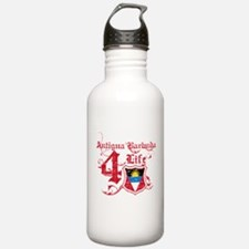 Antigua Barbuda for life designs Water Bottle