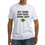 Hit Hard Fitted T-Shirt