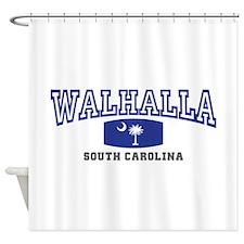 Walhalla South Carolina, SC, Palmetto State Flag S
