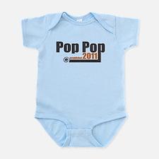 Pop Pop Established 2011 Infant Bodysuit