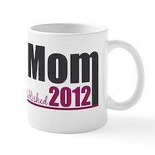 Mom Mom Established 2012 Mug