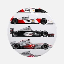 F1 grid.jpg Ornament (Round)
