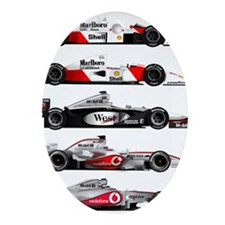 F1 grid.jpg Ornament (Oval)