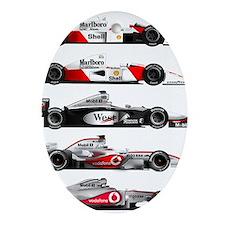 F1 grid.jpg Ornament (Oval)
