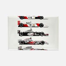 F1 grid.jpg Rectangle Magnet (100 pack)