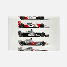 F1 grid.jpg Rectangle Magnet (10 pack)