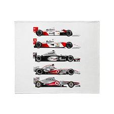F1 grid.jpg Throw Blanket