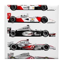 F1 grid.jpg Tile Coaster
