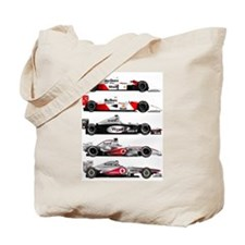 F1 grid.jpg Tote Bag