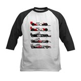 Car racing Baseball T-Shirt