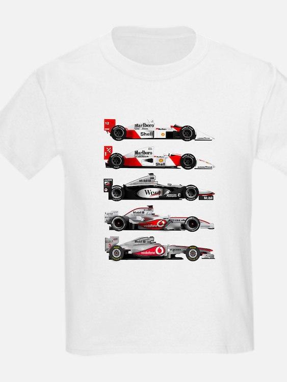 F1 grid.jpg T-Shirt