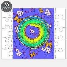 Sleeping dragon Puzzle