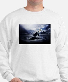 Desperate for Food Sweatshirt