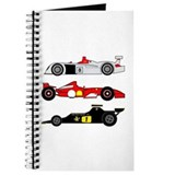 Racing Journals & Spiral Notebooks