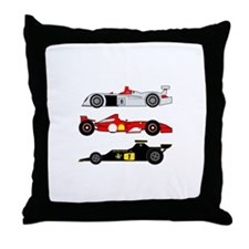 formulaone.jpg Throw Pillow