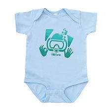 IDive OK Aquamarine 2012 Infant Bodysuit