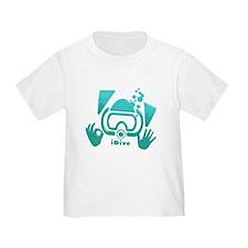 IDive OK Aquamarine 2012 T