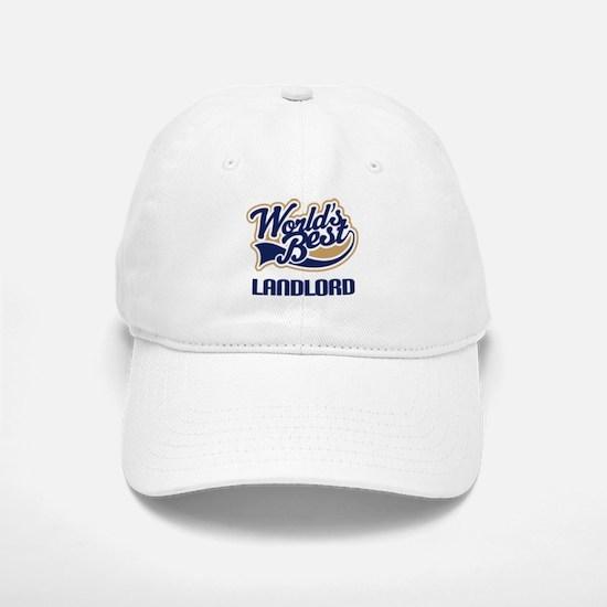 Landlord World's Best Baseball Baseball Cap