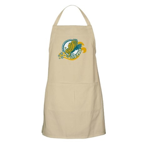 Live Without Fear Apron