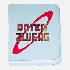 Roter Zwerg Mining Corporation baby blanket