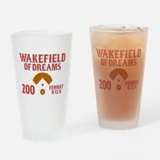 Wakefield Of Dreams # 200 Drinking Glass