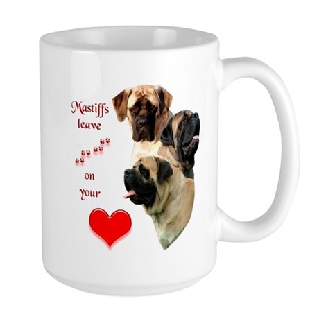 Mastiff 88 Large Mug