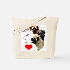 Mastiff 88 Tote Bag