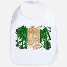 Nigeria Flag Bib