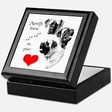 Mastiff 201 Keepsake Box