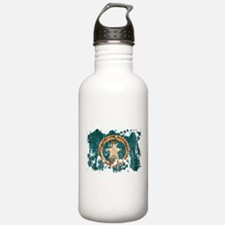 """Northern Mariana Islands Flag"" Water Bottle"