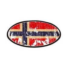 Norway Flag Patches
