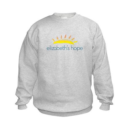 Elizabeth's Hope Kids' Sweatshirt