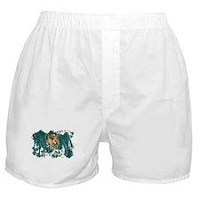 Oklahoma Flag Boxer Shorts
